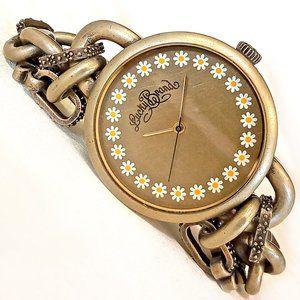 Lucky Brand Watch Daisy Flowers 16/1082 35mm
